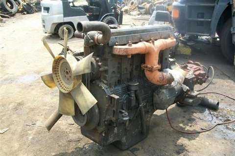 Daewoo 6 Cylinder Engine