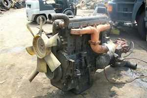 Daewoo6 Cylinder Engine