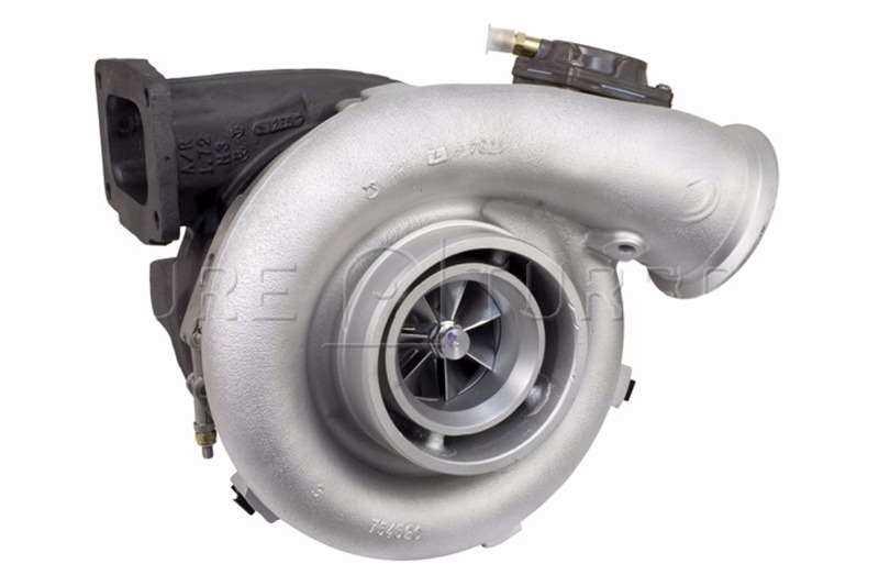 Detroit Turbochargers