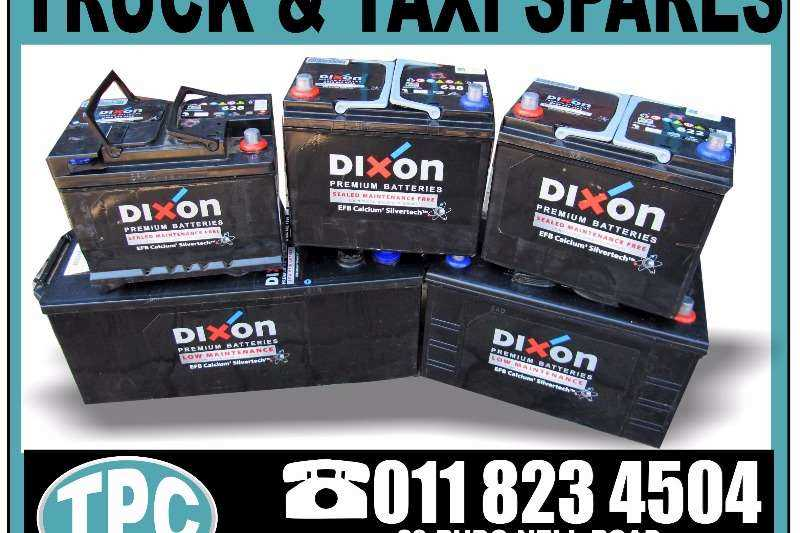 DIXON BATTERY 685 For Sale At TPC -Replacement Spares For Taxi's And Trucks