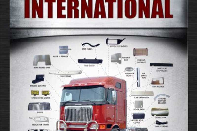 Eagle International 9700 / 9800 / 9800i