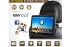 """Finance On CAR DVD GPS Unit For Our Vehicle-FINANCE AVAILABLE 7"""" Android System Headrest Monitors"""