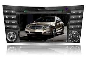 Finance On CAR DVD GPS Unit For Our Vehicle-FINANCE AVAILABLE - CAR DVD GPS FOR MERCEDES E CLASS W 211