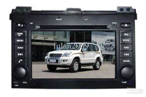 Finance On CAR DVD GPS Unit For Our Vehicle FINANCE AVAILABLE CAR DVD GPS FOR Toyota Prado (2002-2009)