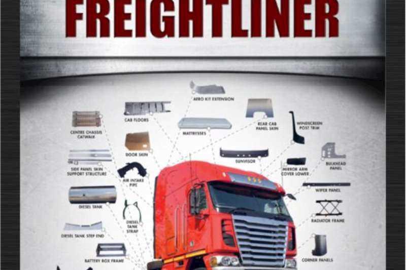 Freightliner Argosy Version 1 / Version 2