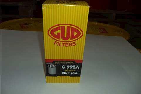 G995A Oil Filter Gud