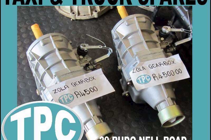 HIACE ZOLA GEARBOX -New - Replacement Parts For Sale At TPC