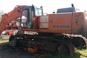 HITACHI EX455 EXCAVATOR SPARES/PARTSEX450