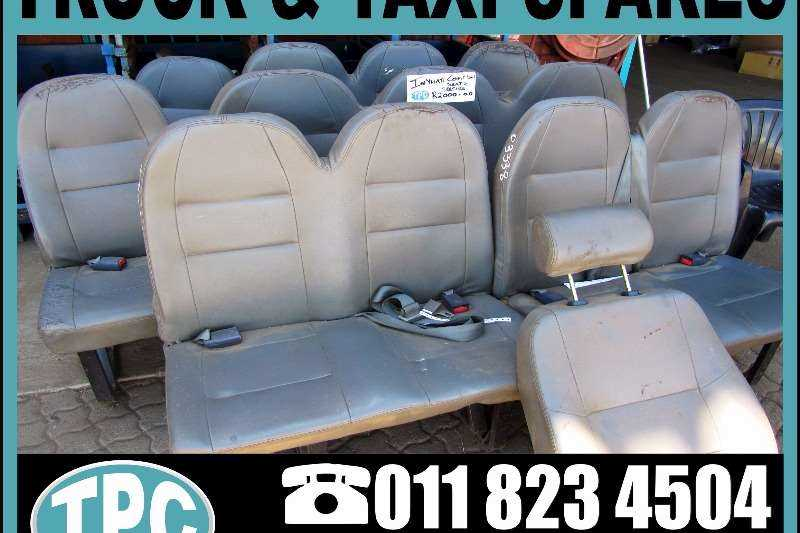 INYATHI C.A.M INYATHI Used  Taxi Seats - Full Set On Special & More Replacement Parts