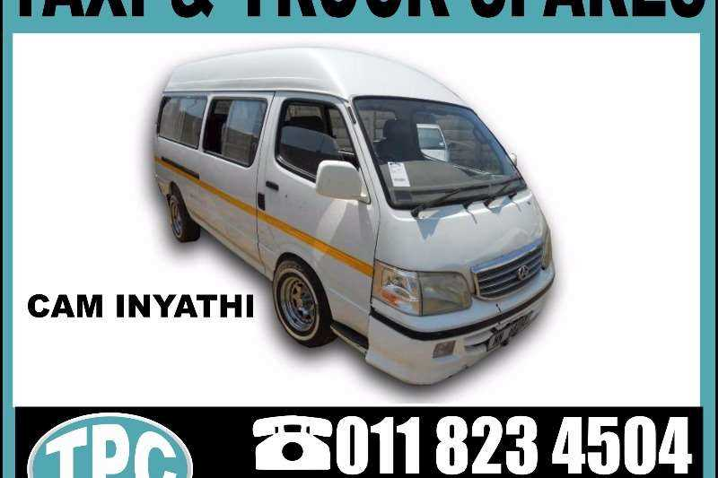 INYATHI CAM INYATHI Taxi Replacement Spares:Carrier Bearing,Rearlights,Airfilter,Fuel Flap And More