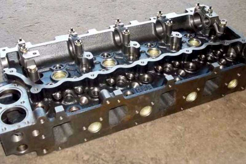 Isuzu 4HE1 Cylinder Head  NEW