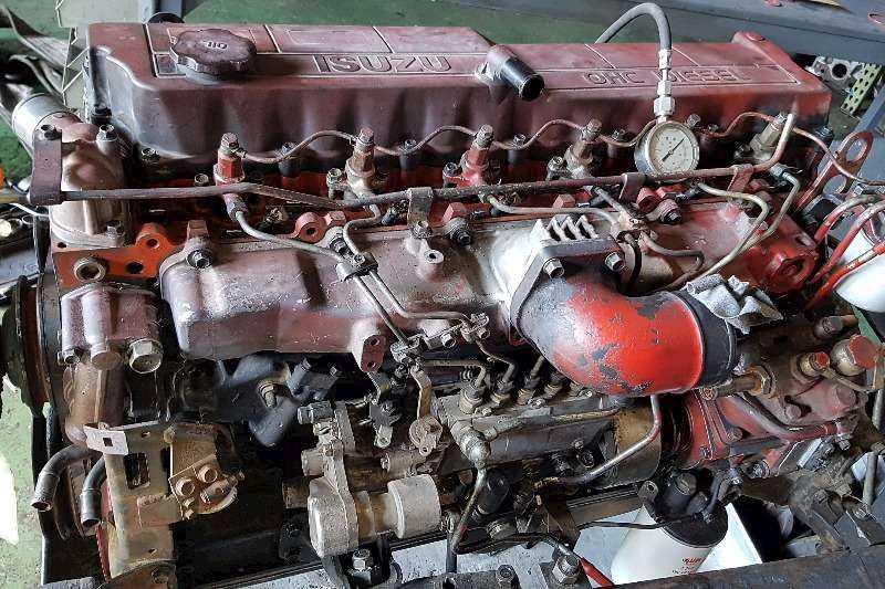 ISUZU 6HH1 ENGINE On Exchange R65000