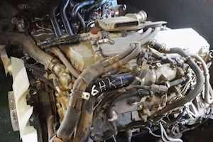 Isuzu FTR800 TURBO 6HE1 (NEEDS TURBO)R75000
