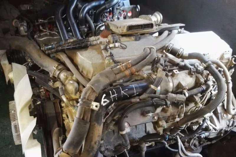 Isuzu FTR800 TURBO 6HE1 R75000