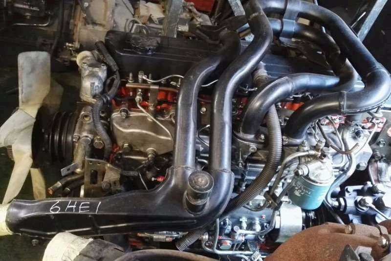 Isuzu FTR850 6HK1 R95000