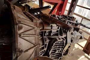 ISUZU FTR850 MANUAL GEARBOXR45000