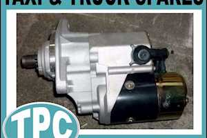 ISUZUISUZU 6BB1/6BD1 Starter - New Replacement Part For Sale At TPC