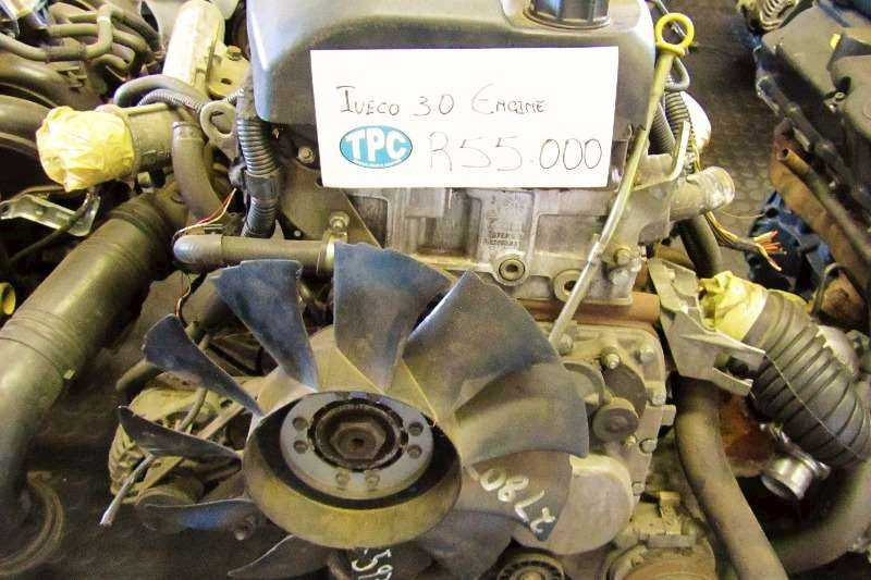 IVECO 3.0 Diesel Replacement ENGINE