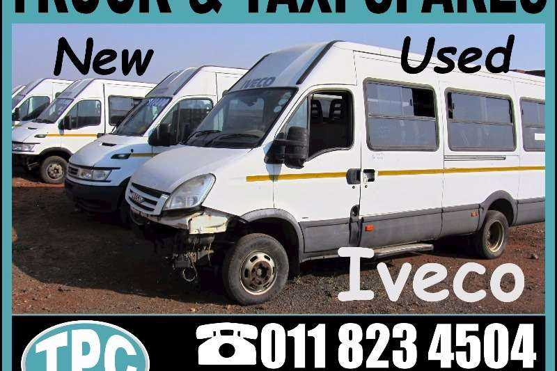 IVECO IVECO New Replacement Spare Parts: Fenders,Discs, Brakepads, Cylinder Head & More