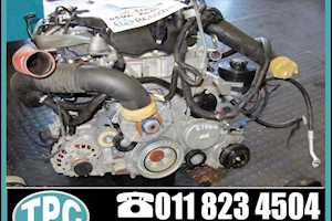 IVECOIVECO Used ENGINE For Sale - Only 45000km's - Excellent Condition!