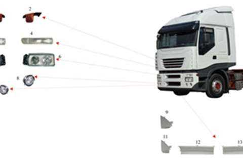 Iveco Stralis AS | AD | AT - 1st Version
