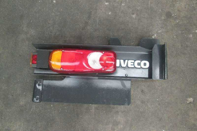 Iveco Tail Piece Eurocargo