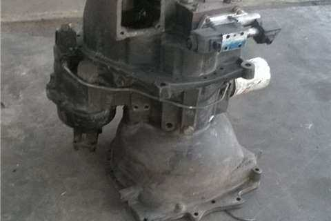 JCB 3CX 4X4 TRANSMISSION