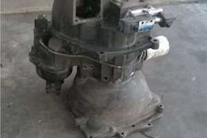 JCB3CX 4X4 TRANSMISSION