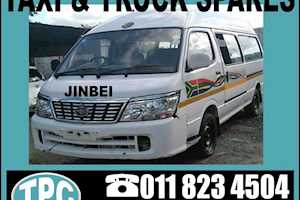 JINBEIJINBEI - New & Used Replacement Taxi Parts; Grill,Headlamps,Fuel Flap,Wiper Etc