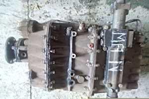 MAN F2000 EATON 9SPDR26000