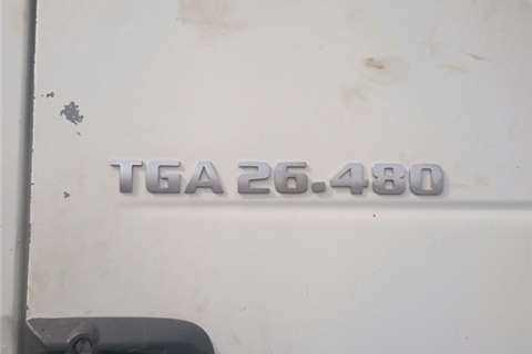 MAN TGA 26.480