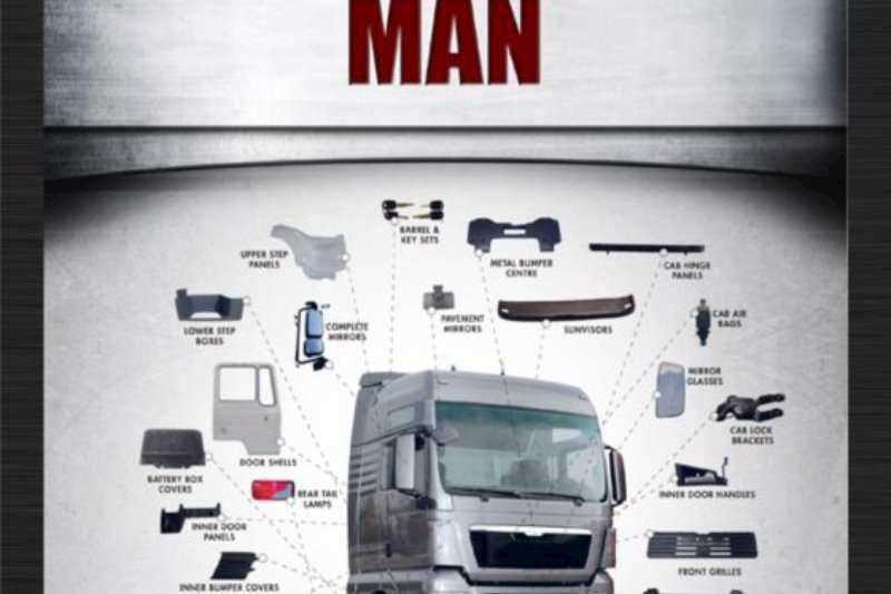MAN TGA / TGS / M2000 / F2000 / F90