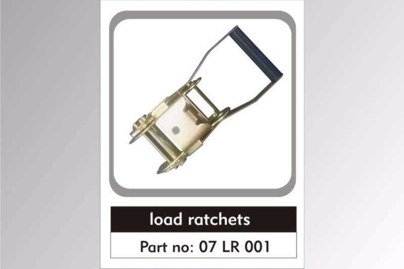MAX Load Ratchets