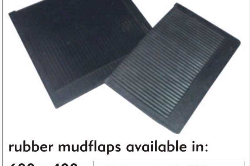 MAX Rubber Mud Flaps