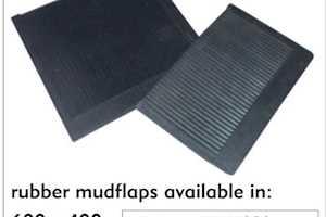 MAXRubber Mud Flaps
