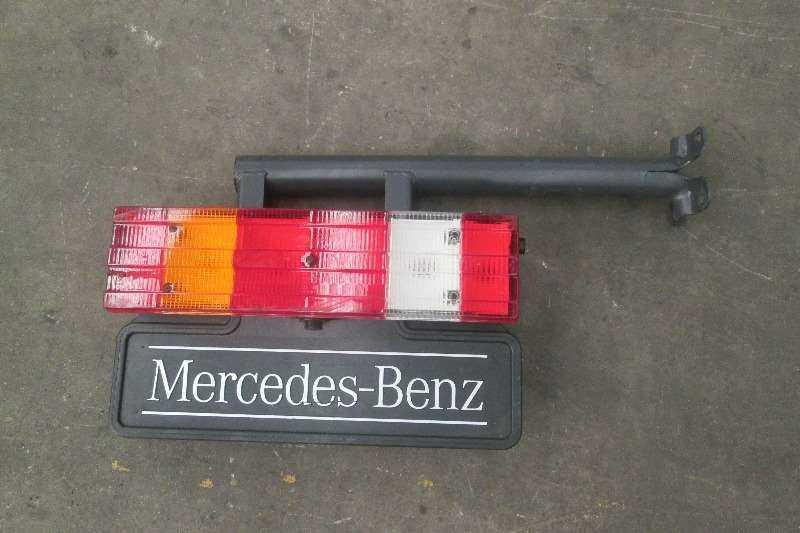Mercedes-Benz Tail Piece Actros