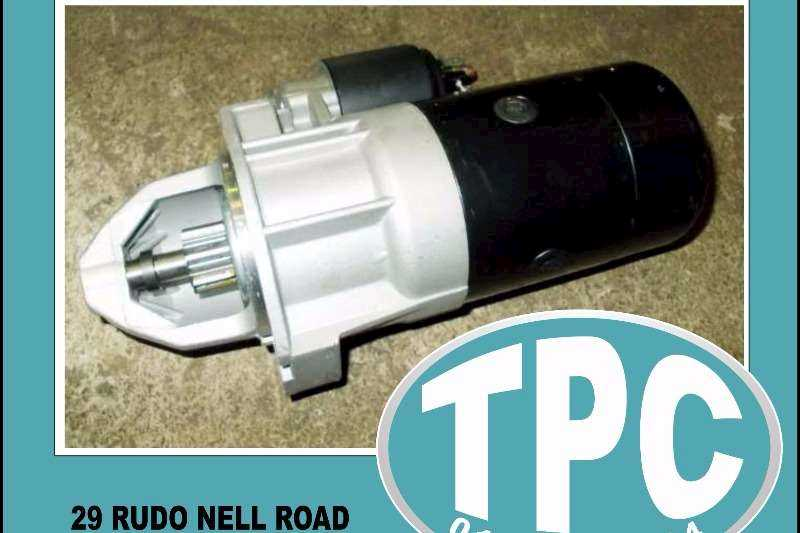 MERCEDES Mercedes SPRINTER 12V STARTER Motor - New Replacement Part For Sale And More...
