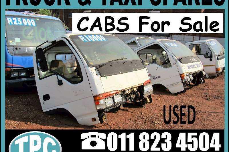 MERCEDES POWERLINER Cab for sale