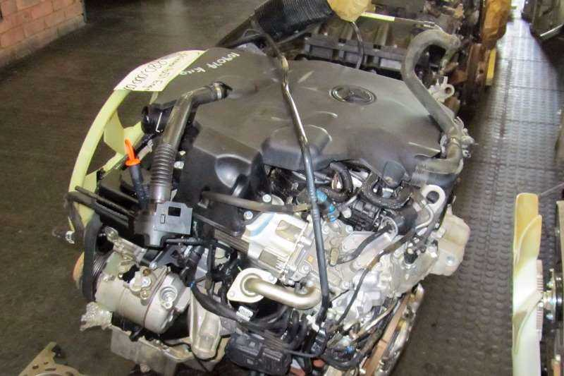 MERCEDES Sprinter 651 Engine - Used Replacement In Excellent Condition!