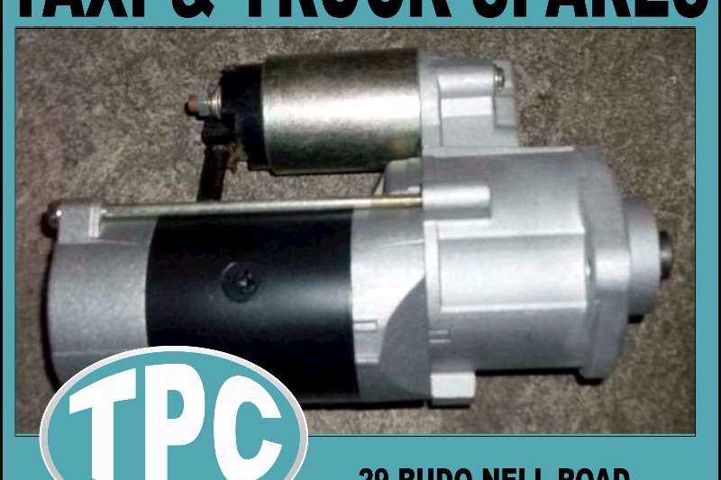 Mitsubishi 4D35 24V STARTER - New Replacement Parts And More...
