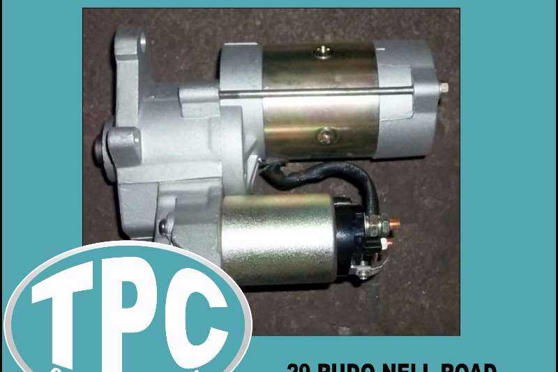 MITSUBISHI CANTER 4D30 12V 9T STARTER - New Replacement Parts For Sale