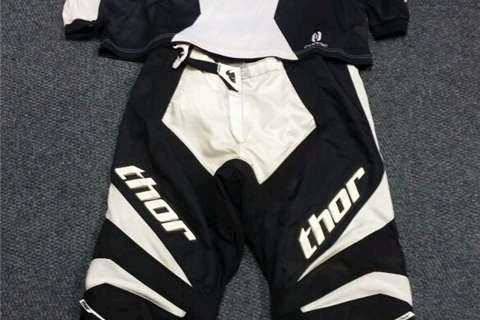 Motocross Gear And Used Tyres For Sale