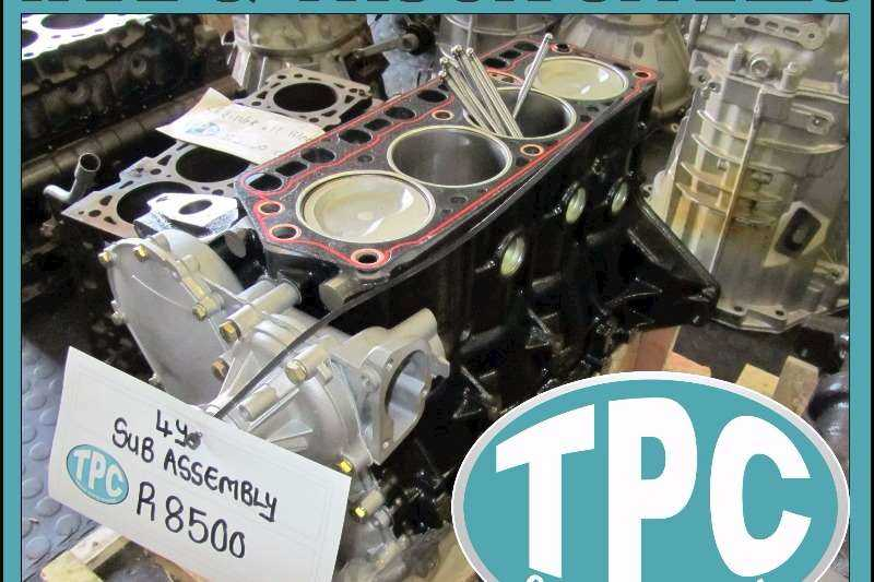 New 4Y SUB ASSEMBLY Replacement Parts And More At TPC