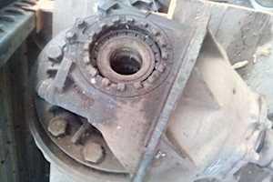 Nissan CW56 4:6 DiffR8500
