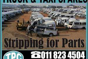 NISSANNV 350 Taxi Stripping For Replacement Spares
