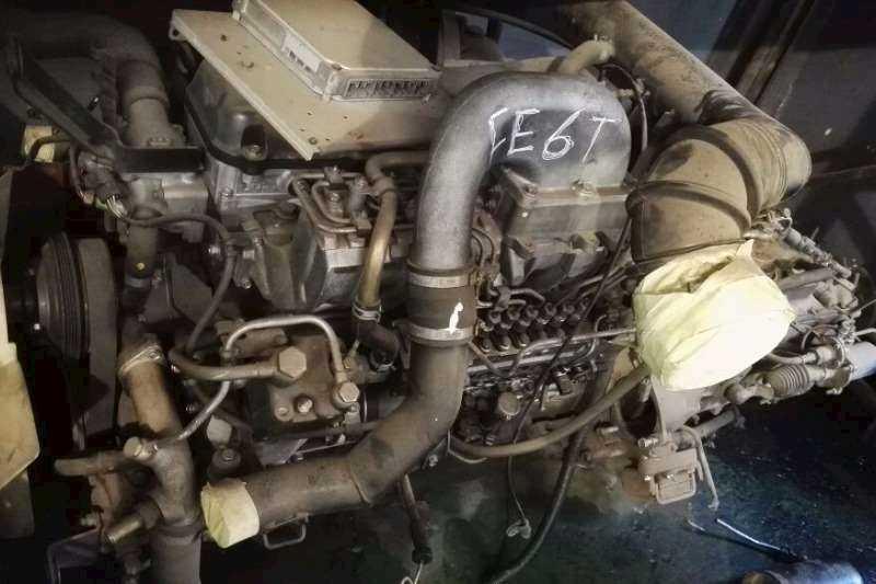 Nissan UD95/100 FE6T 260hp R95000