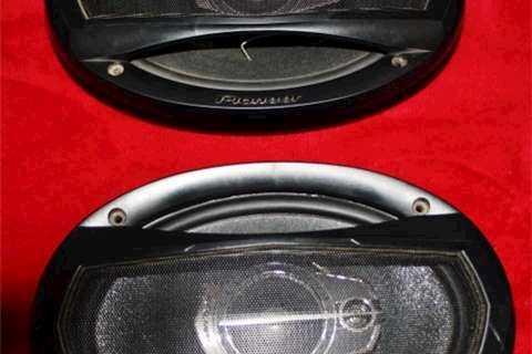 Pioneer Car Radio With 6 Speakers Pioneer