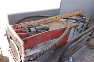Rammer G88 Hydraulic Hammer