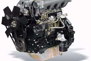 RECON A490 BPG  DIESEL ENGINEJAC