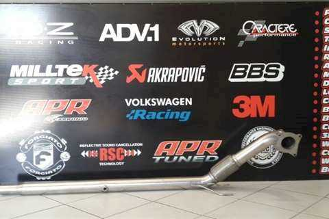 Rogue Performance Exhausts SA Downpipe & Software Combo R5500
